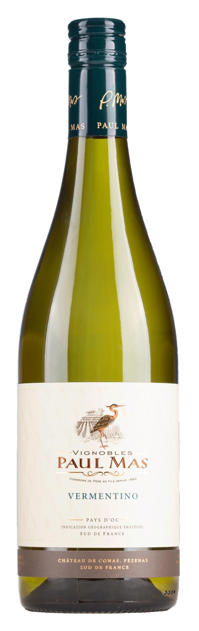Mas, Paul - Languedoc 2020 Vermentino Classique IGP, Vignobles Paul Mas
