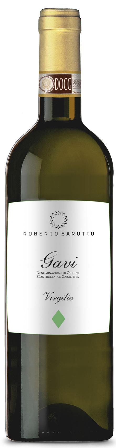 Sarotto, Roberto - Piemont 2020 Gavi Virgilio DOCG, Roberto Sarotto