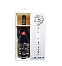 Mabis s.r.l., Italien 2017 Neropasso Biscardo maurizio B martino 1,5L