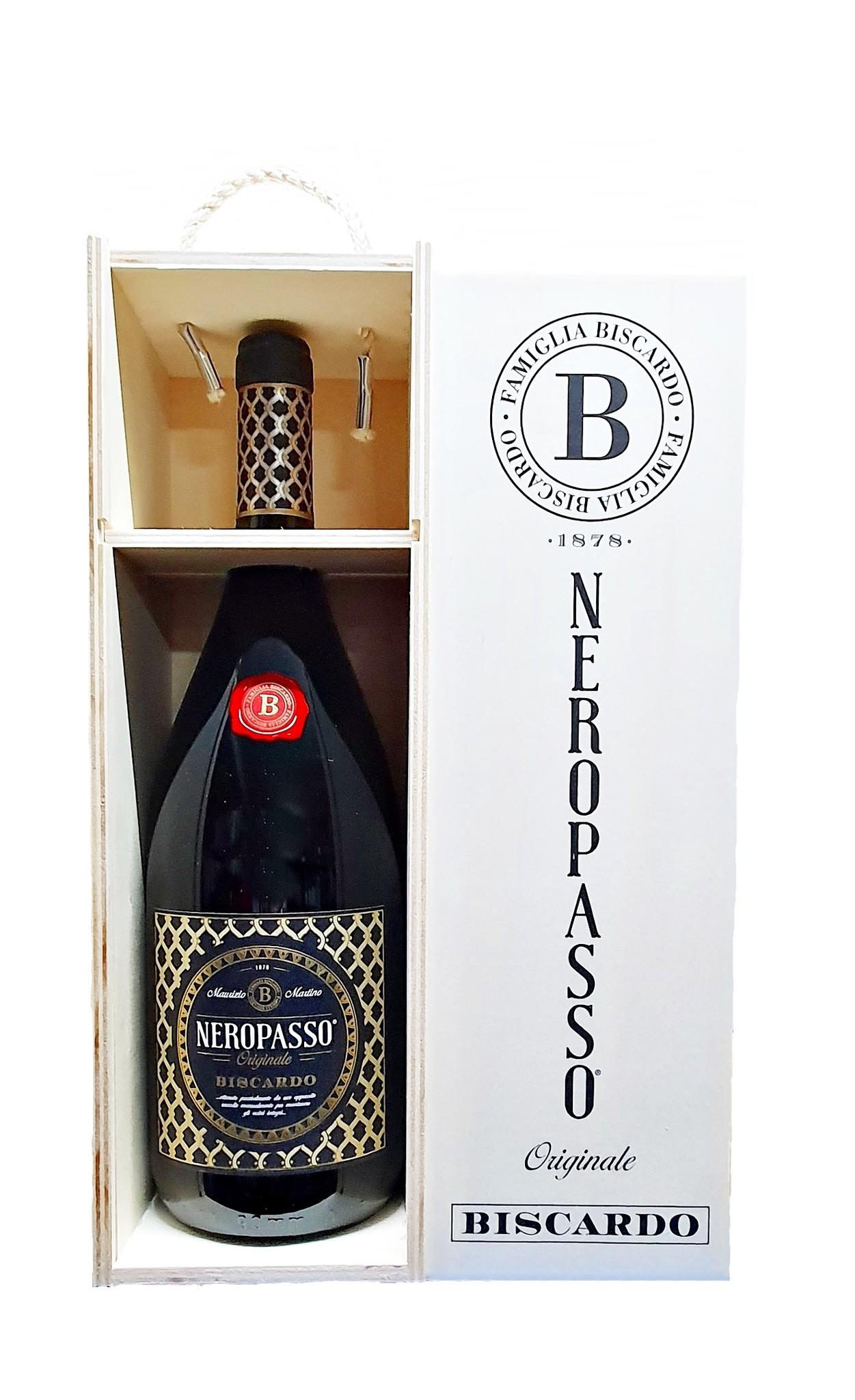 Mabis s.r.l., Italien 2017 Neropasso Biscardo maurizio B martino MAGNUM 1,5L