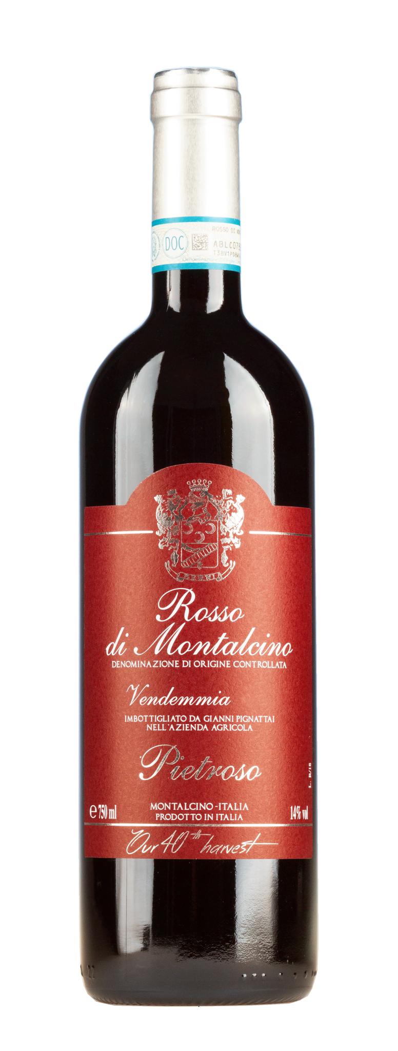 Pietroso - Toskana 2018 Rosso di Montalcino DOC, Pietroso