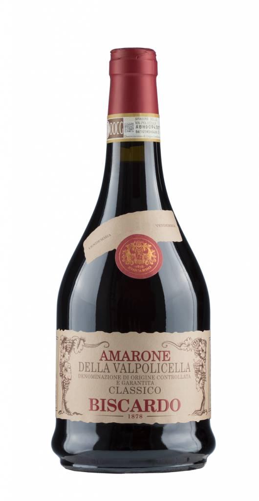 Mabis s.r.l., Italien 2016 Amarone della Valpolicella Classico, Biscardo