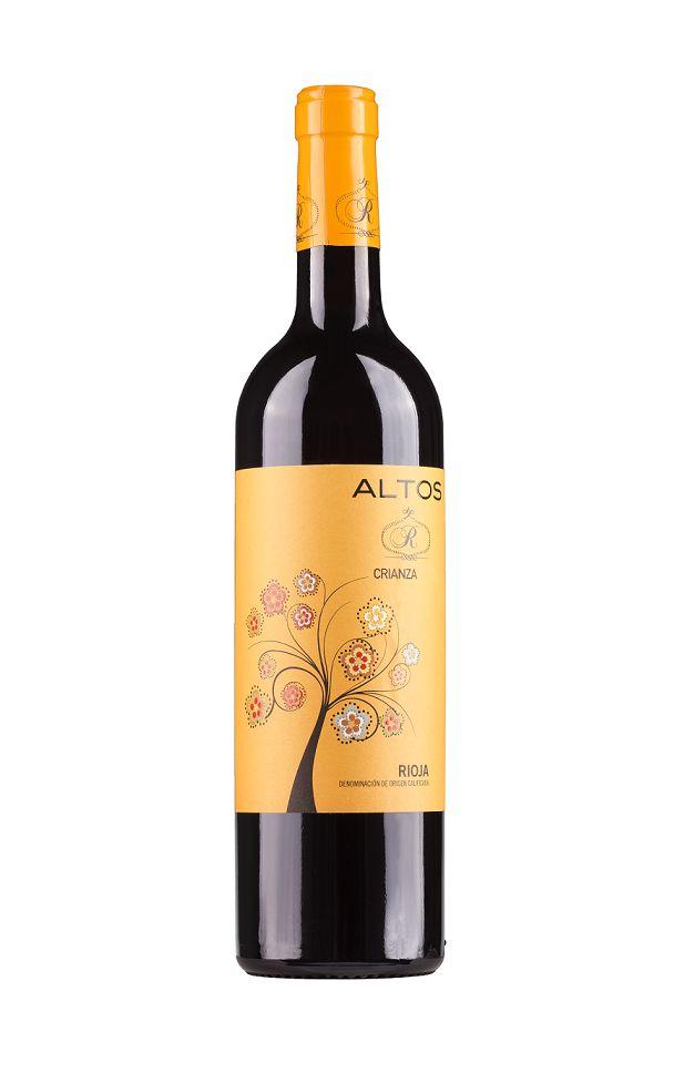 Altos de Rioja 2018 Rioja tinto Crianza DOCa, Bodegas Altos R