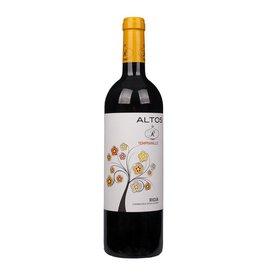 Altos de Rioja 2019 Rioja Tempranillo oak aged, Altos R