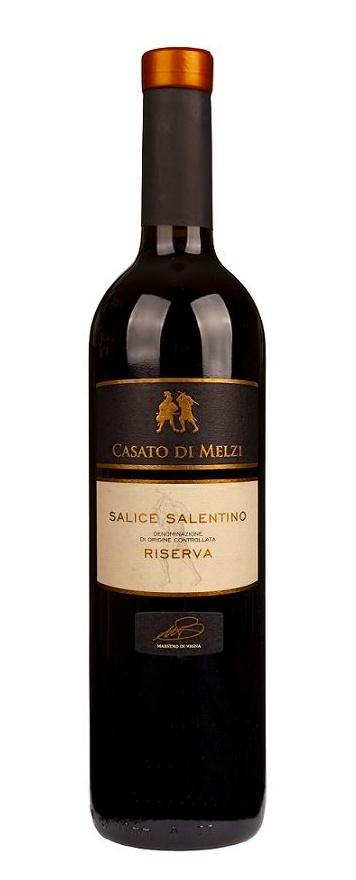 Mabis s.r.l., Italien 2017 Salice Salentino Riserva, Casato di Melzi