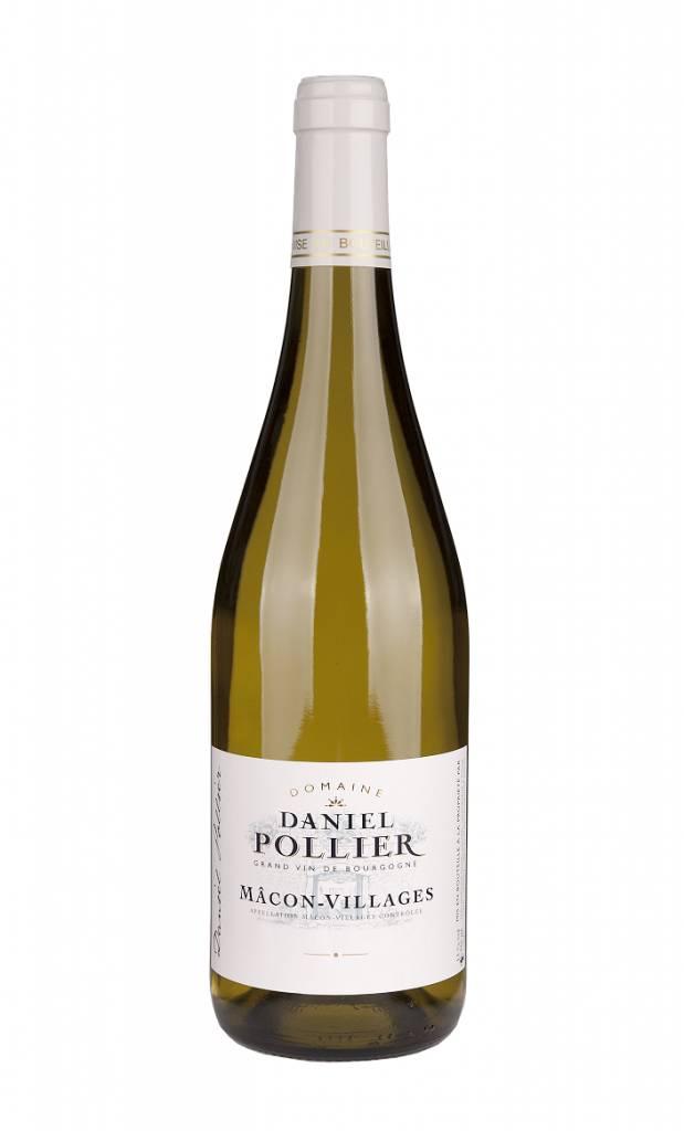 Pollier, Domaine Daniel - Burgund 2020 Macon Village AOP, Domaine Pollier