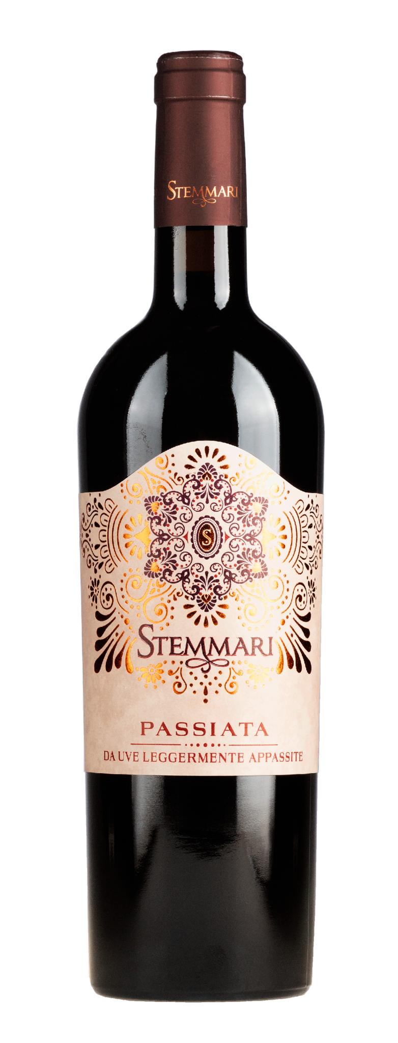 Stemmari /Feudo Arancio), Sizilien 2019 Passiata Sizilien IGT, Stemmari