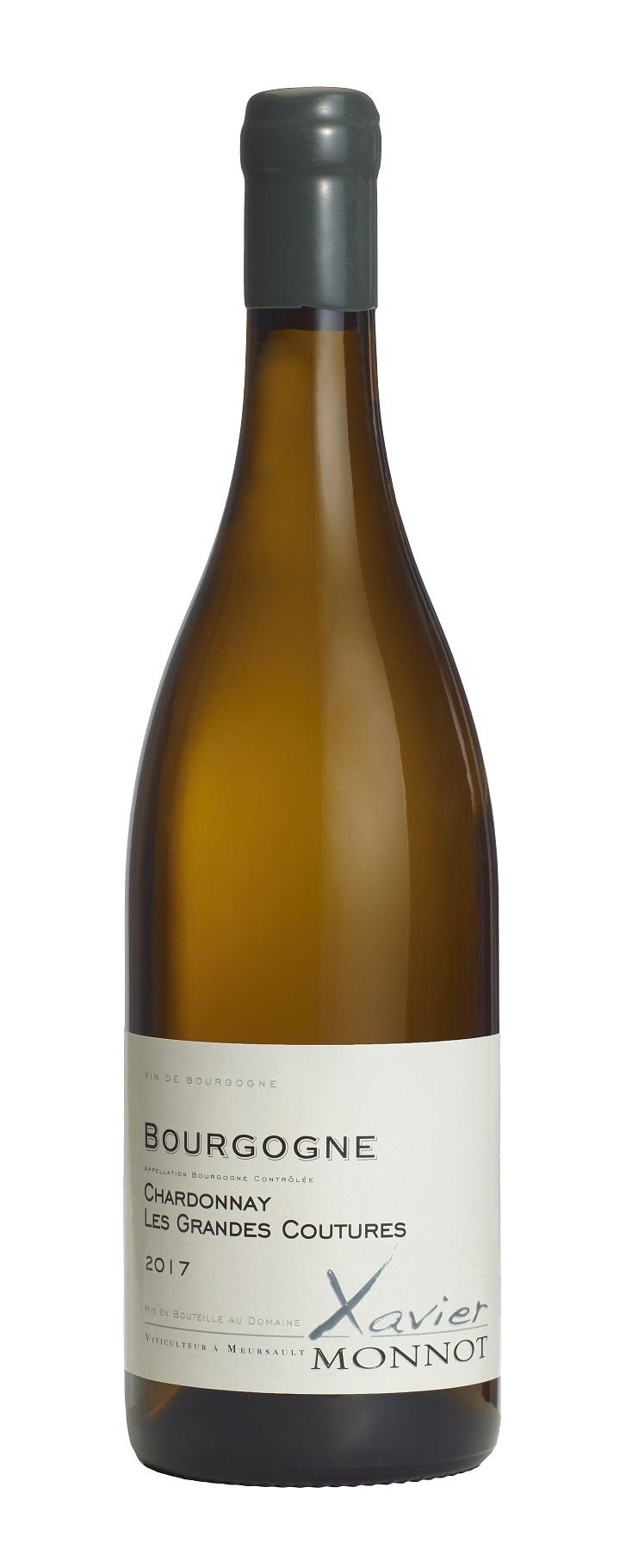Monnot, Xavier - Burgund 2018 Bourgogne blanc les Grandes Couture, Xavier Monnot