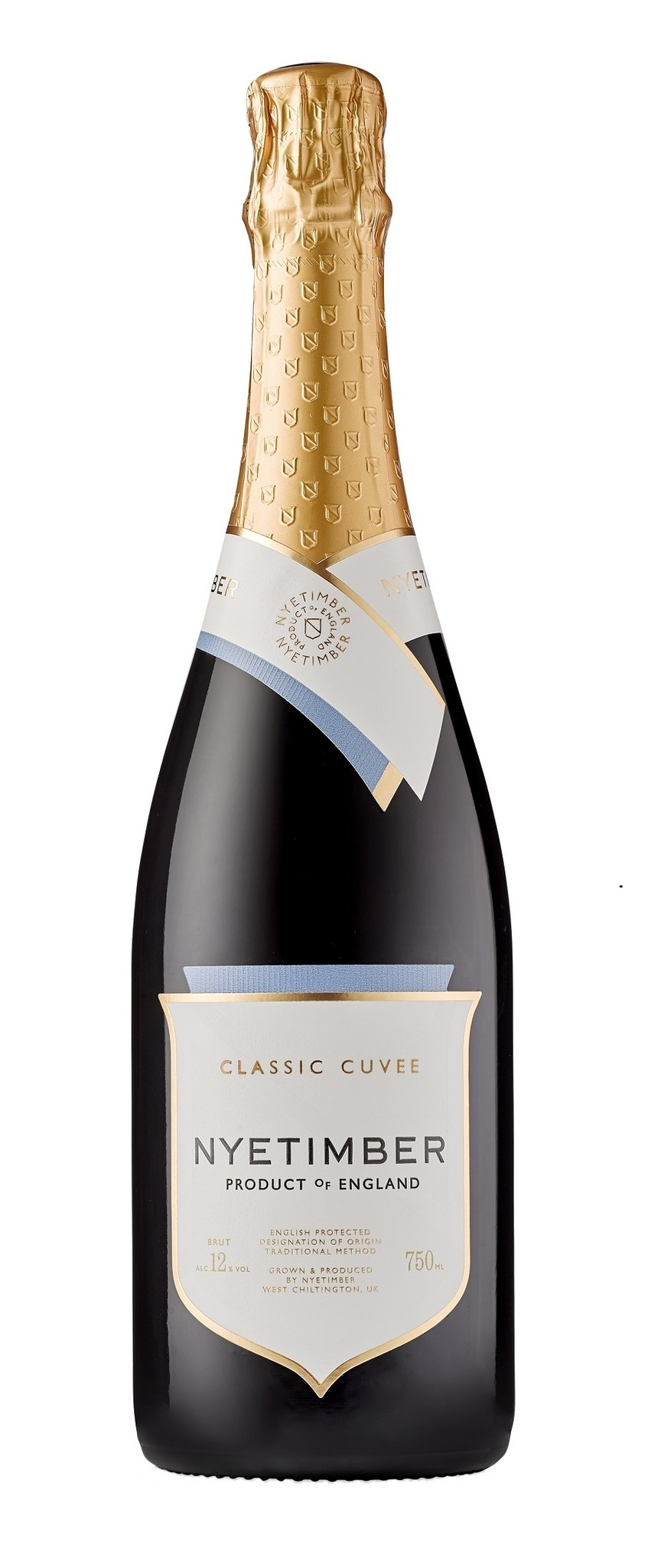 Nyetimber - West Sussex Classic Cuvee Schaumwein England, Nyetimber