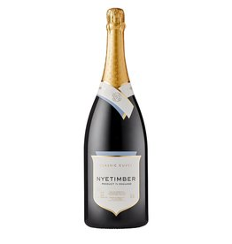 Nyetimber - West Sussex Classic Cuvee sparkling wine, Nyetimber 1.5l