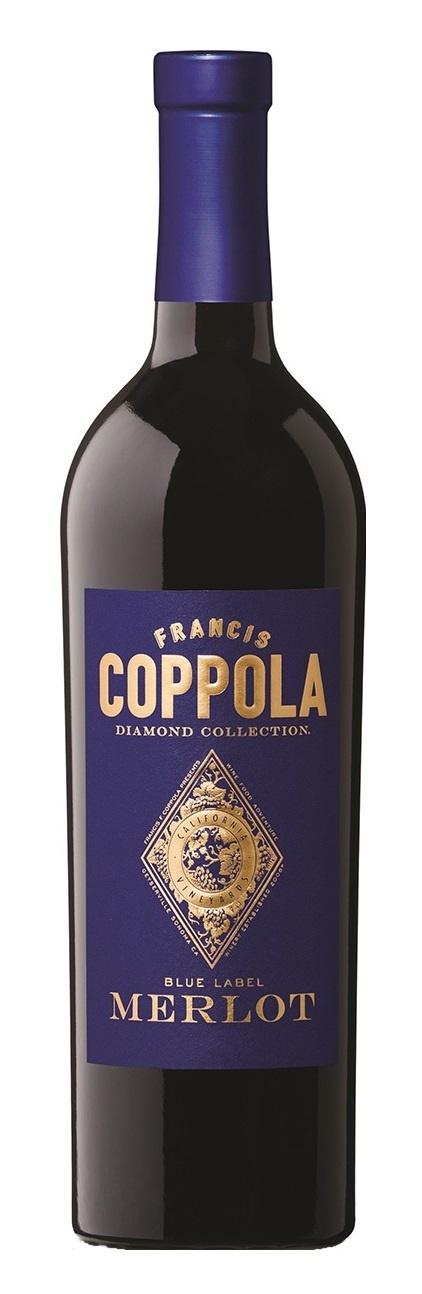 Coppola Winery - Francis Ford, Kalifornien 2016 Merlot Diamond Collection, Coppola Winery