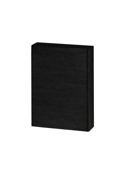 gift box black linen optics for 3 bt.