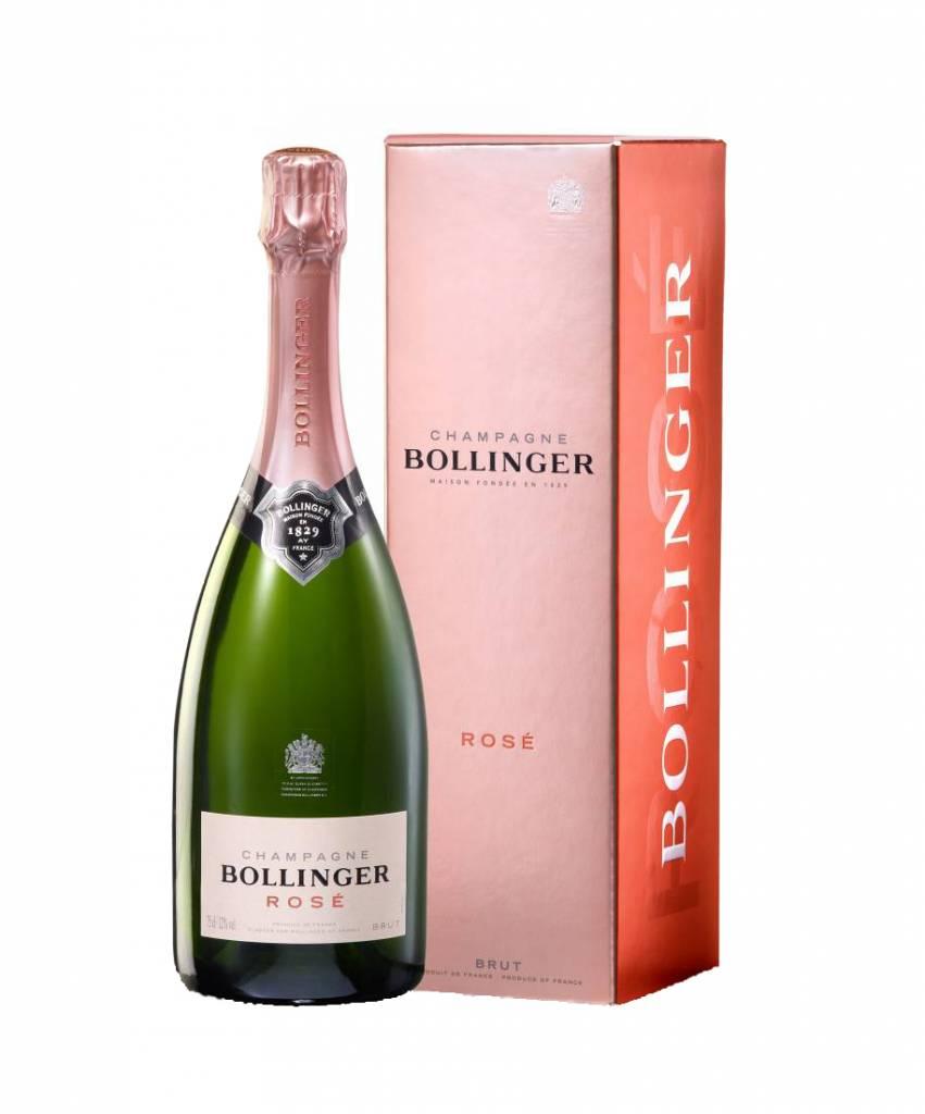 Bollinger, Champagne  Champagne Bollinger Rosé brut 0,75L in Geschenkbox