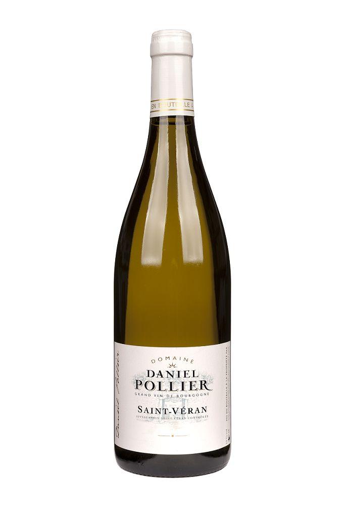 Pollier, Domaine Daniel - Burgund 2015 Saint-Véran AOP, Domaine Pollier