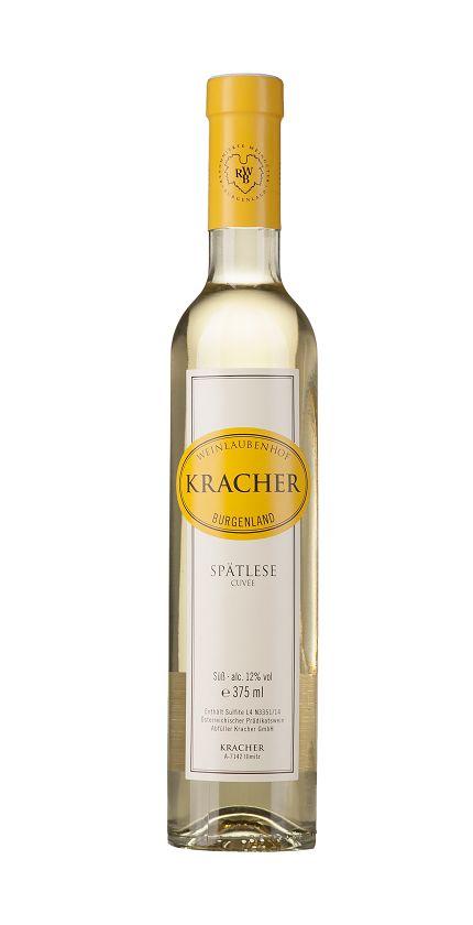 Kracher, Burgenland 2015 Spätlese Cuvée, Firecracker 0,375L