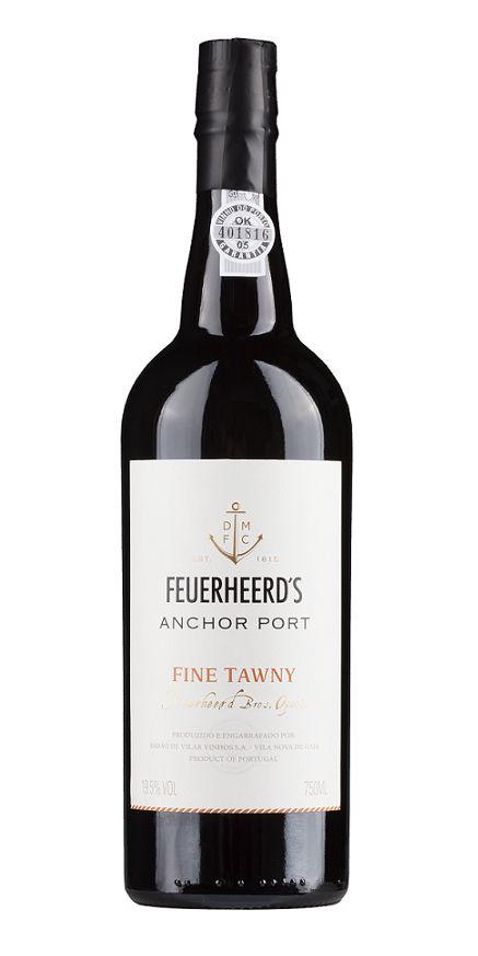 Feuerheerd's Port Feuerheerd's Anchor Port Fine Tawny