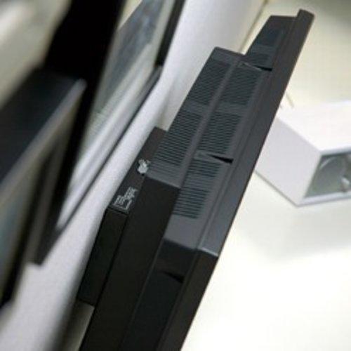 LCD TV beveiliging