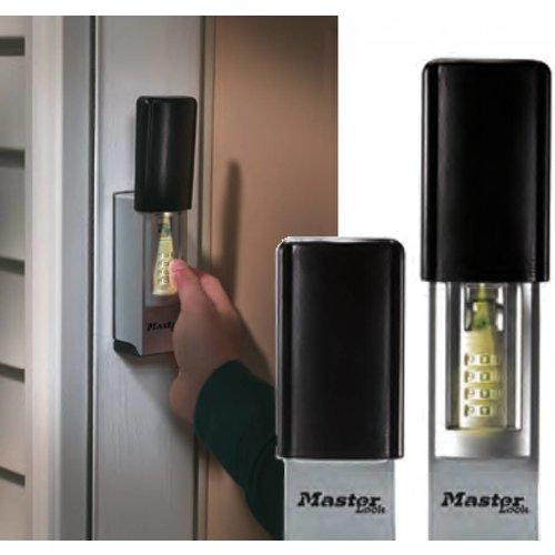 Masterlock SlimLine Sleutelkluis met LED