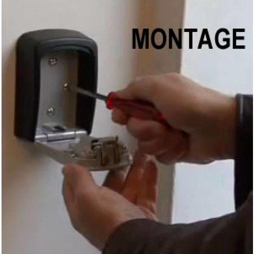 Masterlock Montage op uw locatie