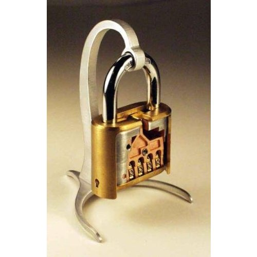 Masterlock High Security Combinatie slot