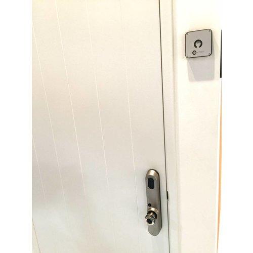Invited INVITED SMART LOCK - Electronisch uw huisdeur openen en veilig afsluiten / SKG** / PKVW huisdeur beveiliging