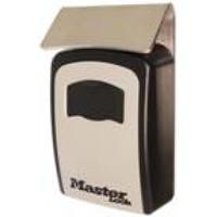 RVS Beschermplaat: MasterLock® sleutelkluis 5401D: