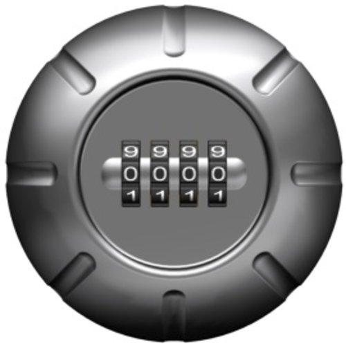 Puck Keysafe PUCK - DE Veilige Sleutelkluis (SKG**) | veiligste sleutelkluis in Nederland