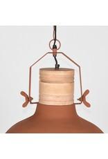 Hanglamp Grid - Rust - Metaal