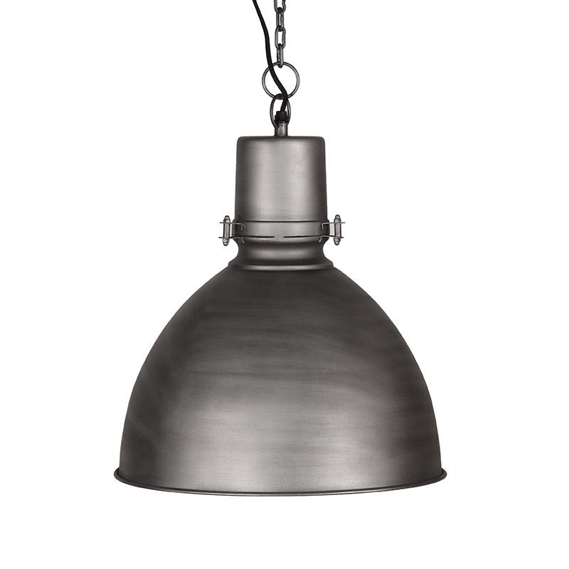 Hanglamp Strike - Antiek grijs - Metaal