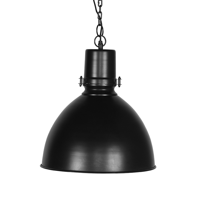 Hanglamp Strike - Zwart - Metaal