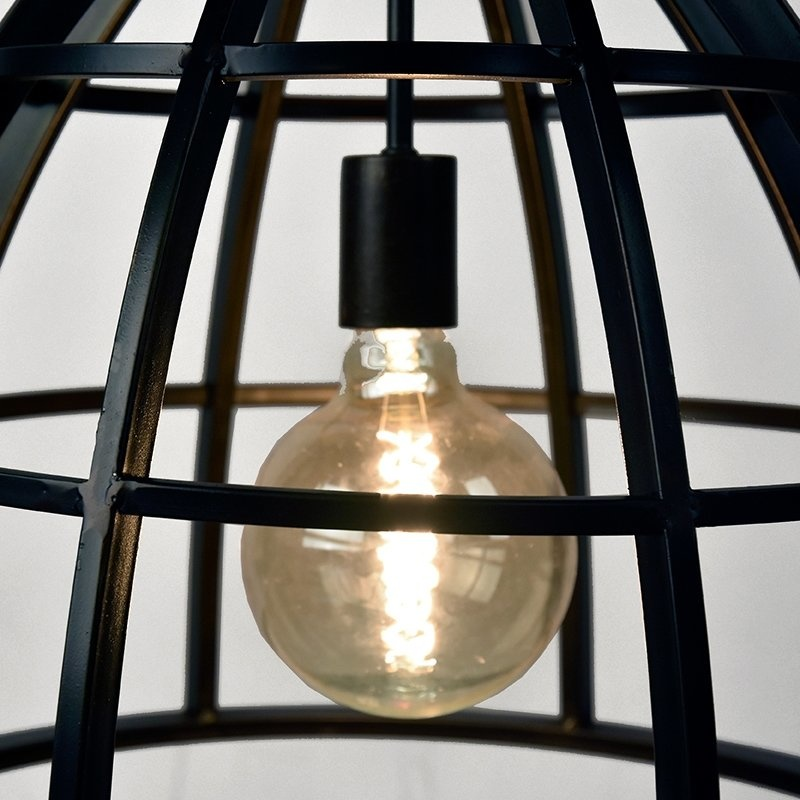 Hanglamp Lift - Zwart - Metaal
