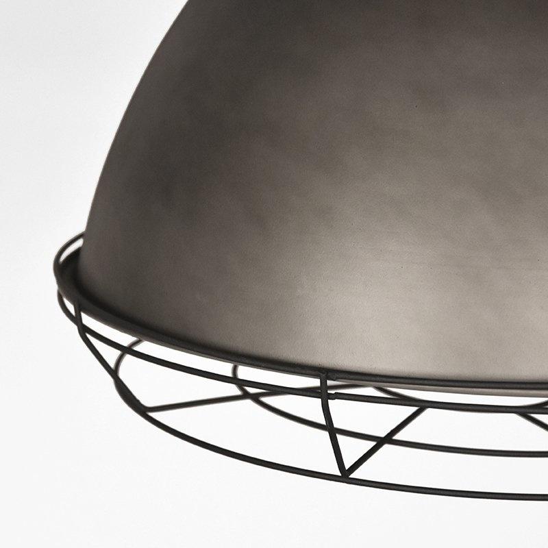Hanglamp Spot - Burned Steel - Metaal