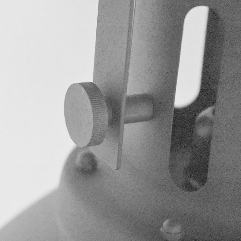 Hanglamp Spot - Zwart - Metaal