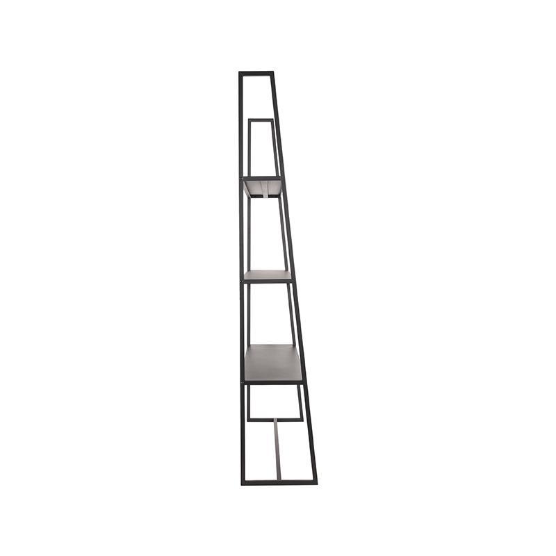 Bergkast Fence - Zwart - Metaal