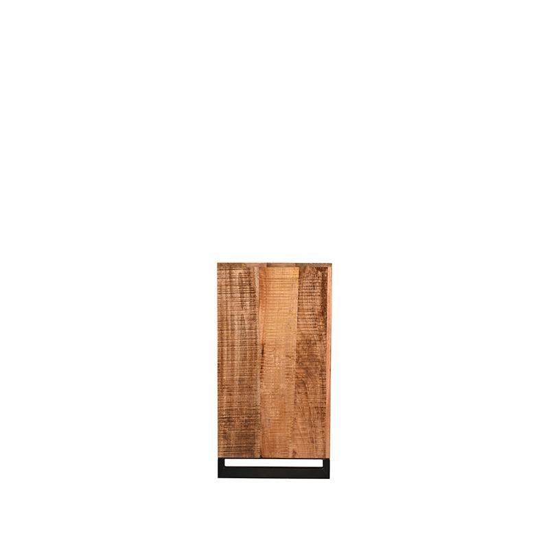 Dressoir Glasgow - Rough - Mangohout - 190 cm