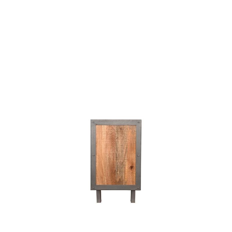 Dressoir Factory - Rough - Mangohout - 180 cm