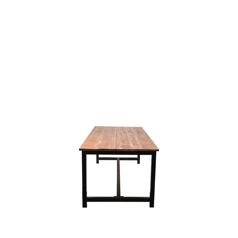 Eetkamertafel Ghent - Rough - Mangohout - 240x100 cm