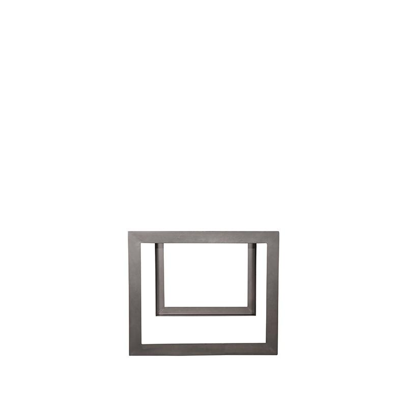 Eetkamertafel Factory - Rough - Mangohout - 240x95 cm