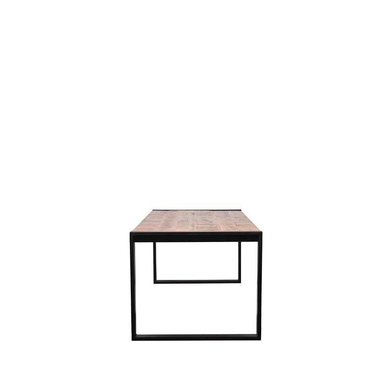 Eetkamertafel Brussels - Rough - Mangohout - 220x95 cm