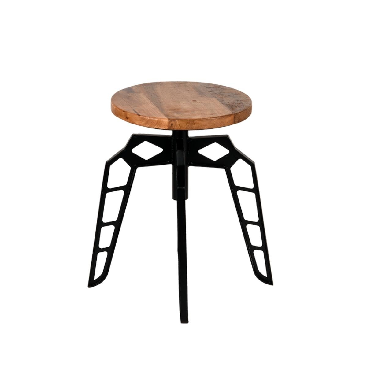 Kruk Pebble - Zwart - Mangohout