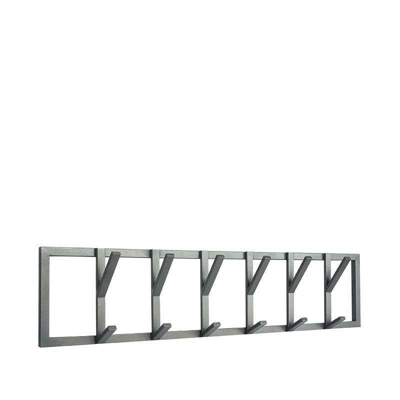 Kapstok Frame - Burned Steel - Metaal - XL