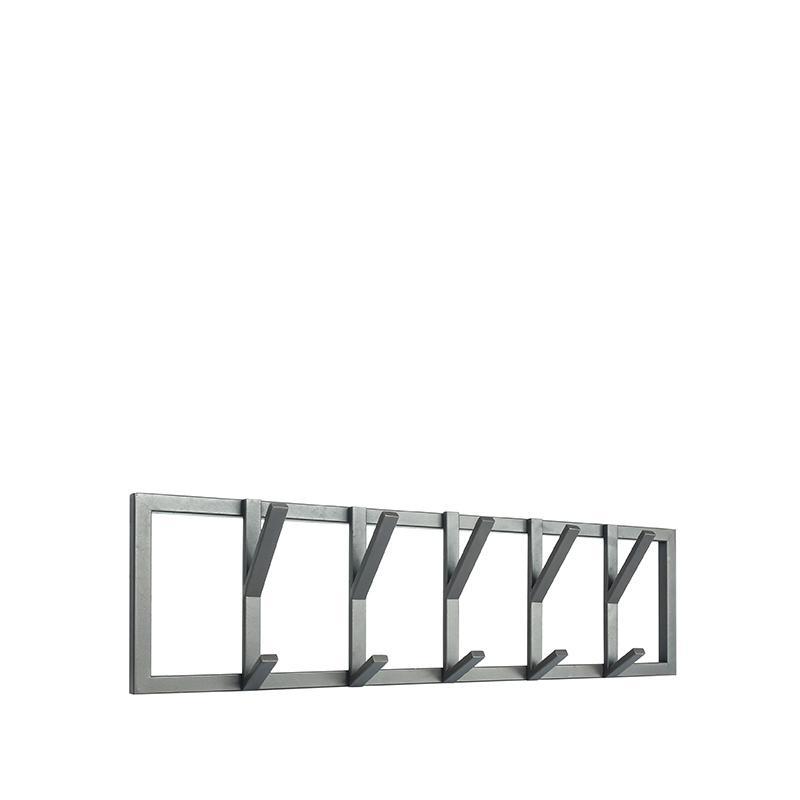 Kapstok Frame - Burned Steel - Metaal - L