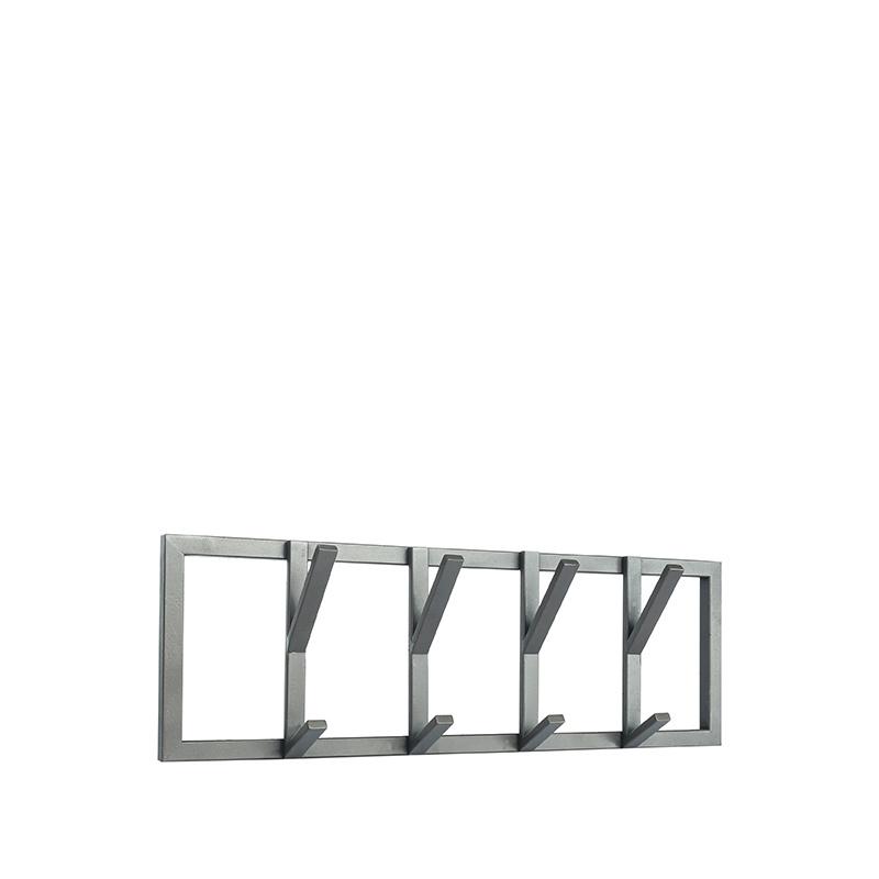 Kapstok Frame - Burned Steel - Metaal - M