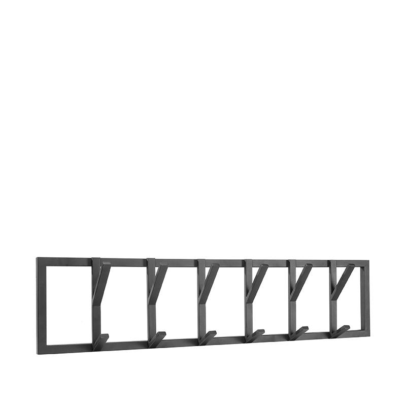 Kapstok Frame - Zwart - Metaal - XL