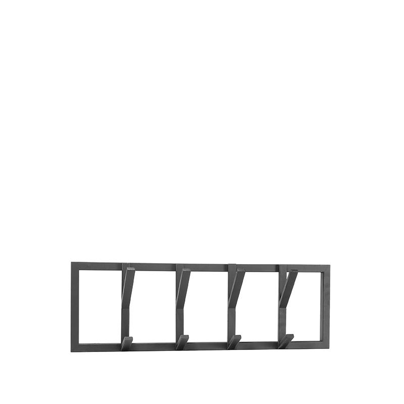 Kapstok Frame - Zwart - Metaal - M