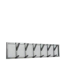 Kapstok Gruff - Burned Steel - Metaal - XL