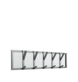 Kapstok Gruff - Burned Steel - Metaal - L