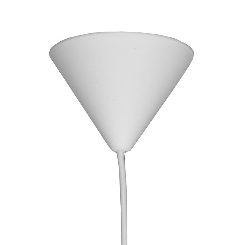 Hanglamp Twist - Wit - Vlas - XL