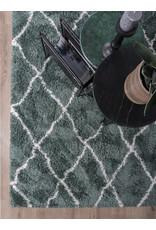 Vloerkleed Jeffie Green - 160 x 230 cm