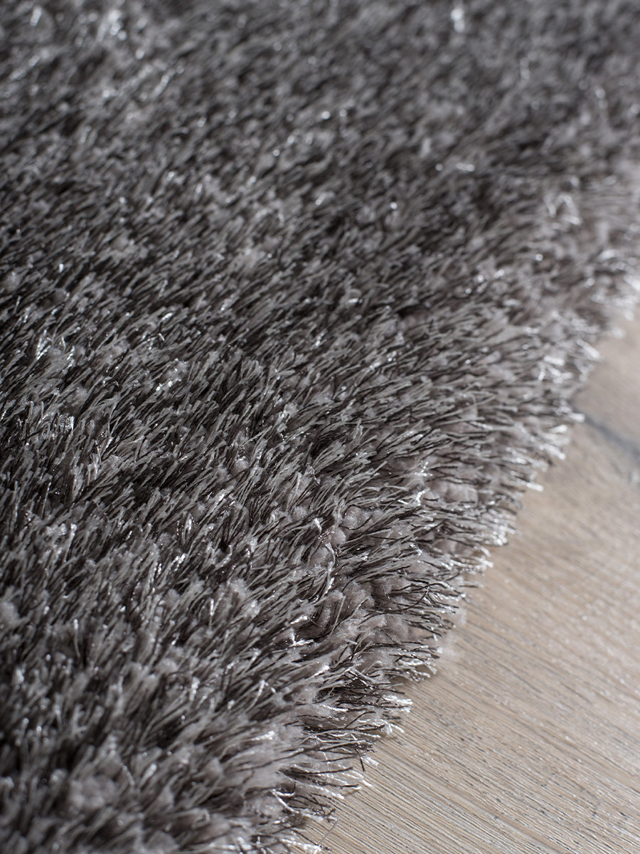 Karpet Lago Grey - 200 x 200 cm